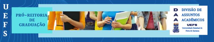 Imagem logo site daa uefs